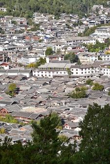 Stare miasto lijiang (wpisane na listę światowego dziedzictwa unesco).