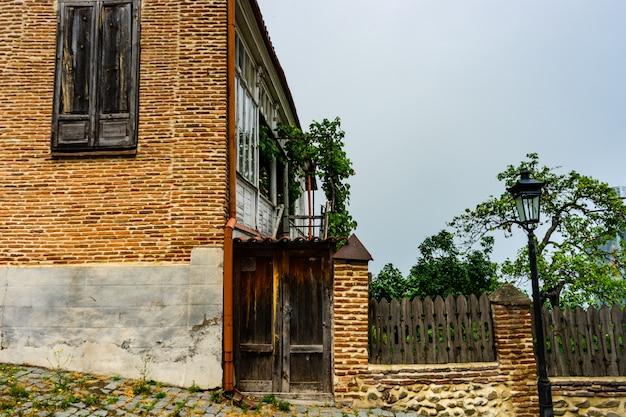 Stare miasto sighnaghi