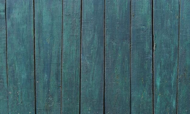 Stare niebieskie drewniane tekstury tła. układ poziomy.