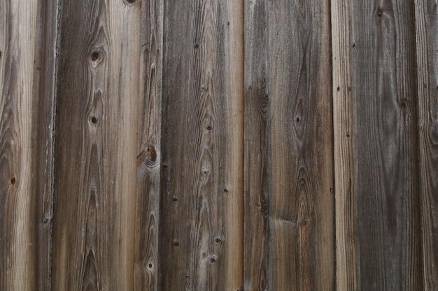 Stare pęknięte drewniane deski tło lub tekstura