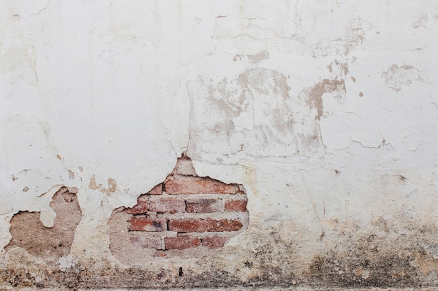 Stare ściany w tle