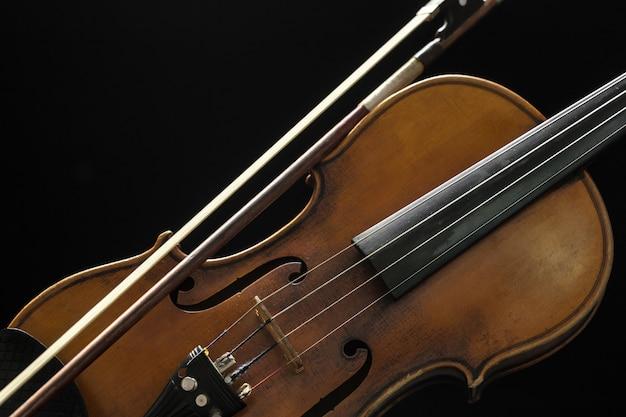 Stare skrzypce