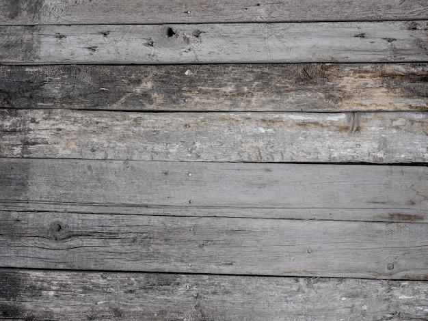 Stare szare drewniane deski. tekstura tło