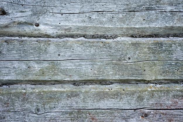 Stare tekstury drewna. ciemnego grunge desek drewniany tło