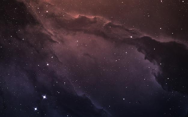 Starfield w kosmosie