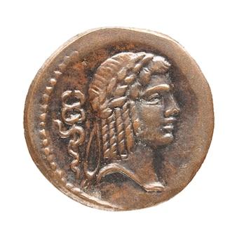 Starożytna moneta rzymska