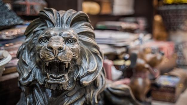 Starożytna rzeźba zwierząt