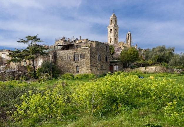 Starożytna wioska bussana vecchia