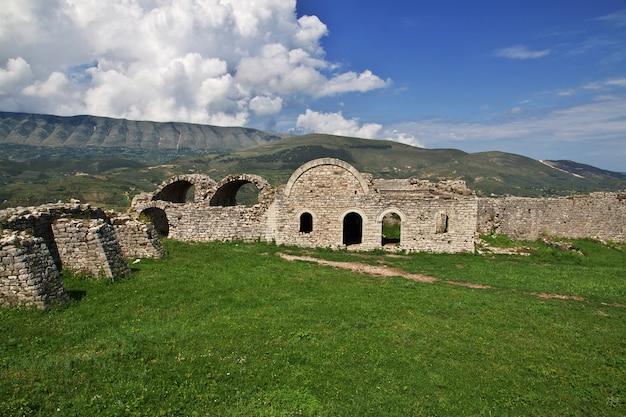 Starożytne miasto berat w albanii