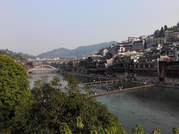 Starożytne miasto fenghuang