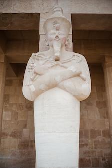 Starożytny egipski kompleks świątynny luxor