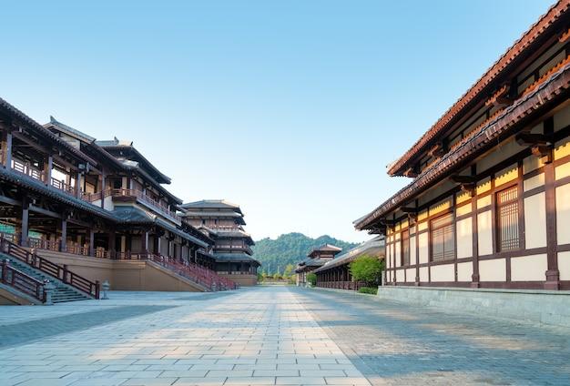 Starożytny park miejski qin i han, guizhou