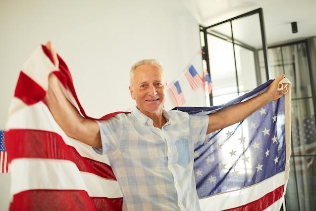 Starszy amerykański patriota