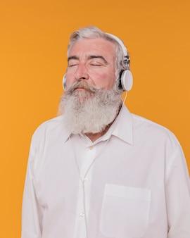 Starszy mężczyzna