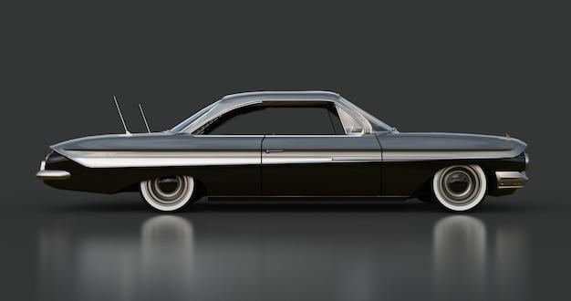 Stary amerykański samochód w doskonałym stanie
