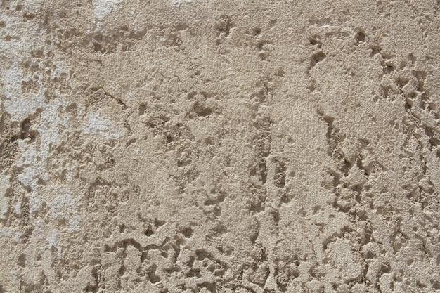 Stary betonowy mur