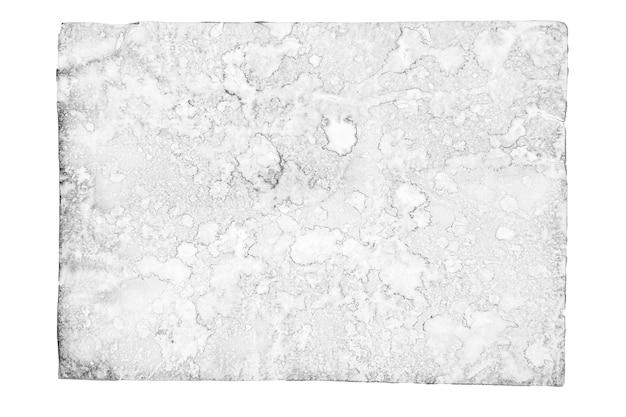 Stary biały zmięty papier tekstura tło arkusz papieru tło.