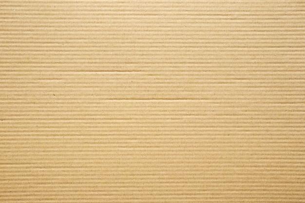 Stary brązowy ekologiczny papier z recyklingu tekstury tło karton