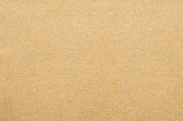 Stary brązowy papier ekologiczny z recyklingu tekstury karton