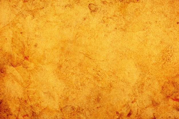 Stary brązowy papier grunge na tle.