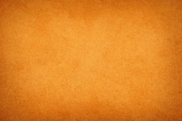 Stary brązowy papier grunge powierzchni
