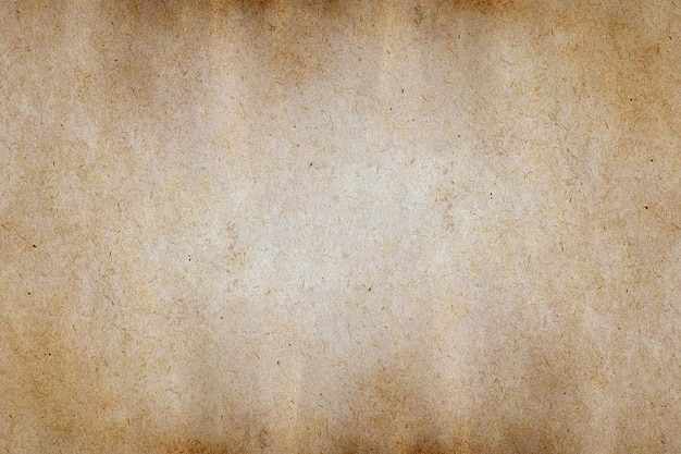 Stary brązowy papier grunge tekstury tło.