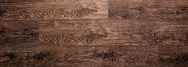 Stary brązowy rustykalne ciemne drewniane deski tekstury