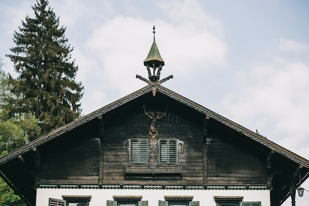 Stary budynek austriacki