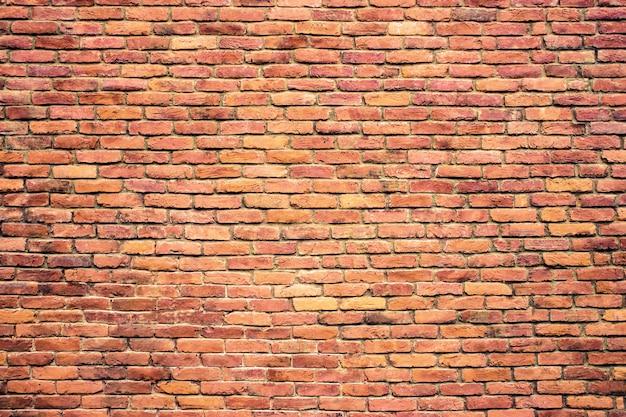 Stary ceglany mur tekstury, vintage powierzchni kamienia jako tło
