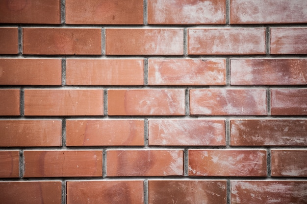 Stary ceglany ściana tekstury tło, wzór może używać dla tapety lub skóry ściany