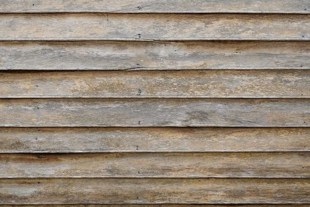 Stary drewniany ścienny tło.