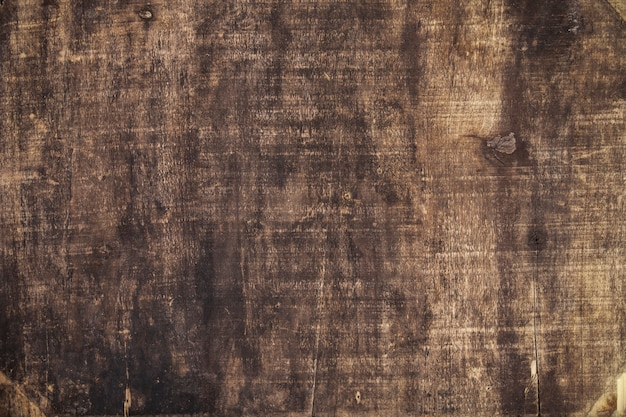 Stary drewniany tło, horyzontalny skład, drewniana tekstura
