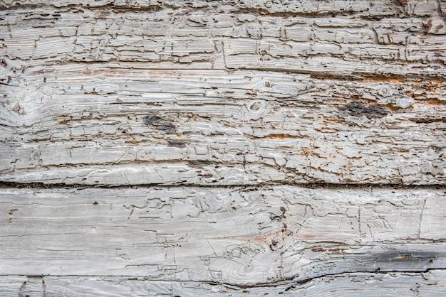 Stary drewniany wallbackground. drewniany stół lub podłoga.
