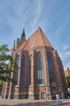 Stary gotycki kościół