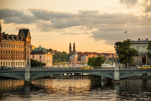 Stary gród sztokholm