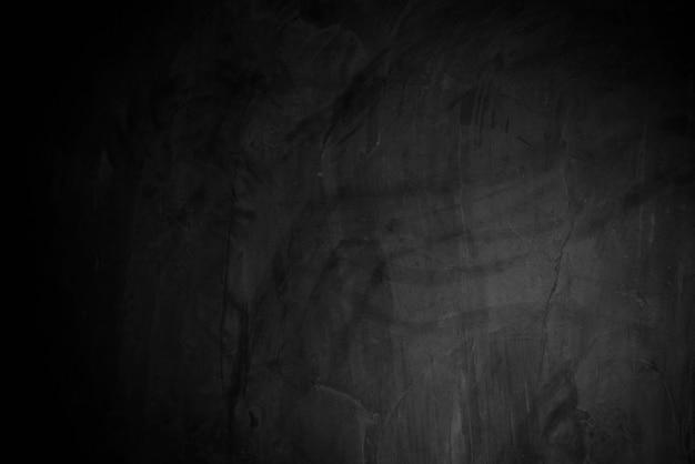 Stary grunge czerń cementu ściany tekstury tło