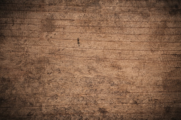 Stary grunge zmrok textured drewnianego tło powierzchnia stara brown drewniana tekstura, odgórnego widoku brown drewniany kasetonować