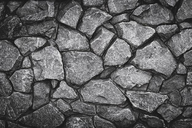 Stary kamienny mur