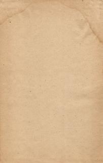 Stary karton papieru
