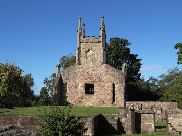 Stary kościół parafialny cardross