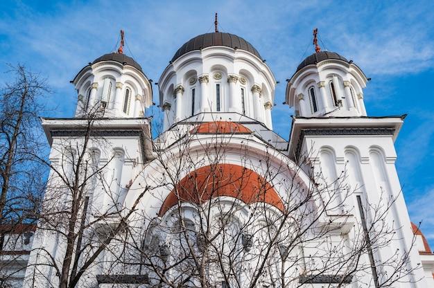 Stary kościół prawosławny