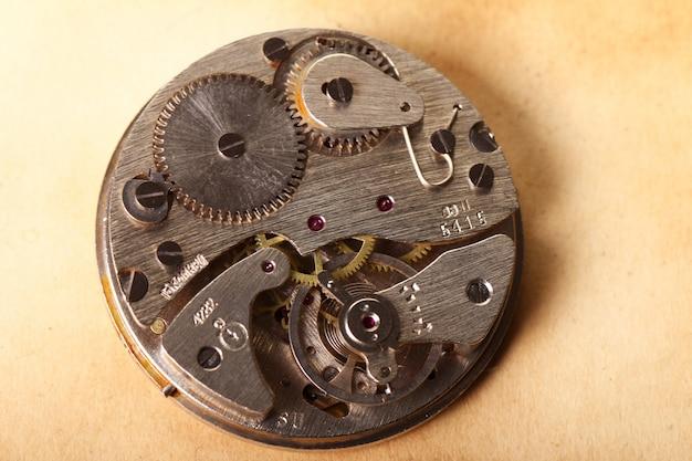 Stary mechanizm