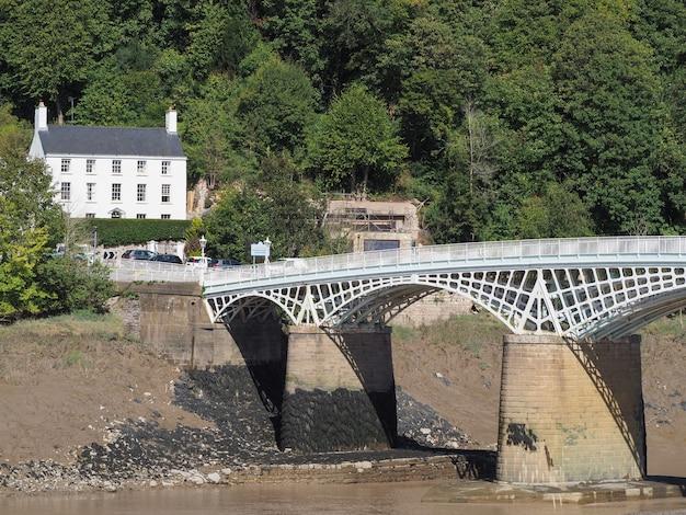 Stary most wye w chepstow