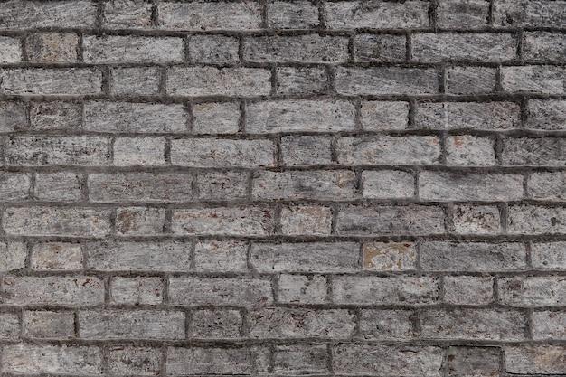 Stary mur z cegły w obrazie tła.