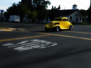 Stary oldcar samochód