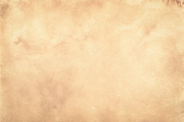 Stary papier rocznika wieku tło lub tekstury