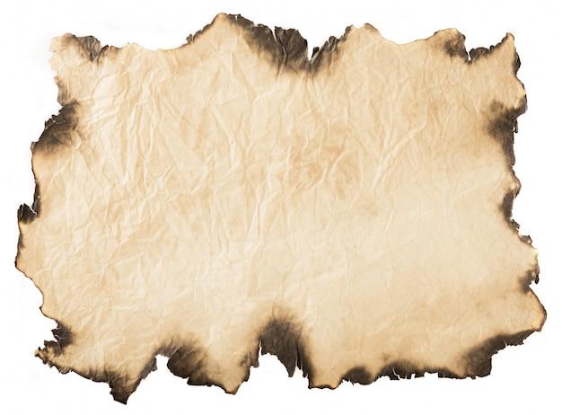Stary papier w wieku