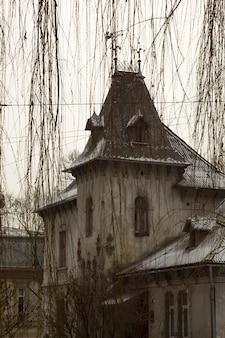 Stary piękny dom
