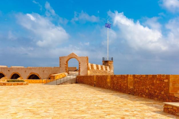 Stary port, chania, kreta, grecja