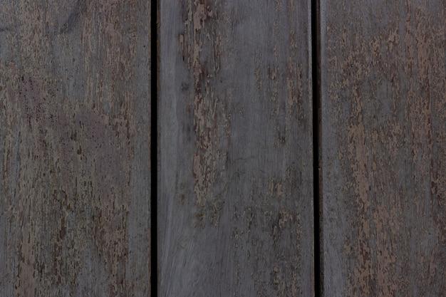 Stary rocznik wyklepana drewniana tło powierzchnia z starym naturalnym wzorem